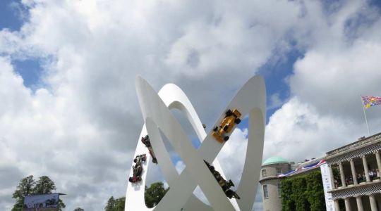 Die besten Bilder zu Festival of Speed 2012: Gartenparty bei Lord March (Foto)