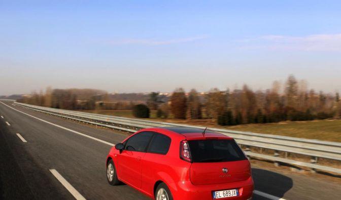 Die besten Bilder zu Fiat Punto 1.3 Multijet: Das Beste zum Schluss (Foto)