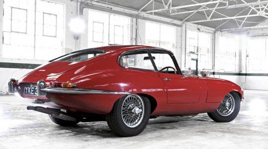 Die besten Bilder zu Jaguar E-Type bei Mad Men: Sex, Lügen und Jaguar (Foto)