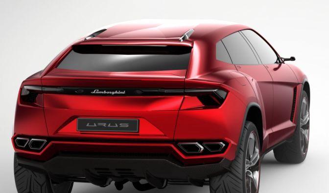 Die besten Bilder zu Lamborghini Urus: Auf den Spuren des LM 002 (Foto)