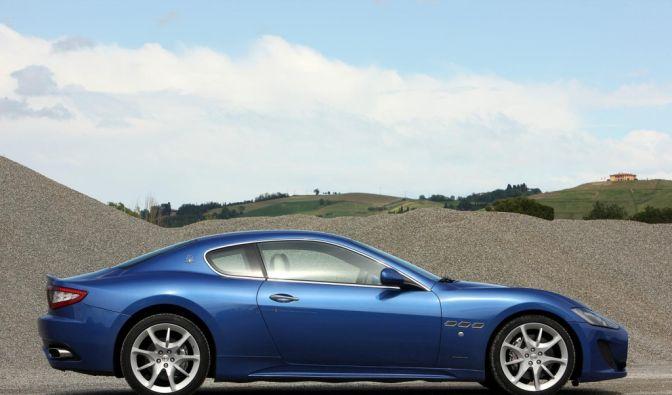 Die besten Bilder zu Maserati GranTurismo Sport: Italienische Sinfonie (Foto)