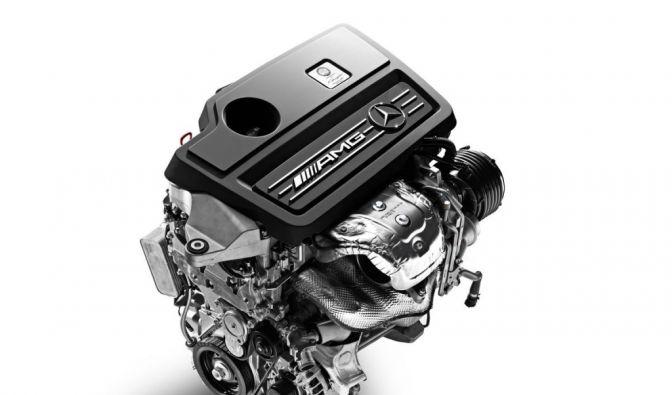 Die besten Bilder zu Mercedes A 45 AMG: 45 und kein bisschen leise (Foto)