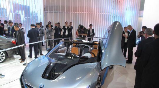Die besten Bilder zu Peking Motorshow 2012: Über Stock und Stein (Foto)