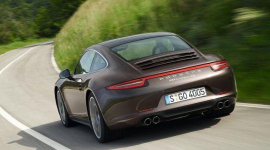 Die besten Bilder zu Porsche 911 Carerra 4 Coupé: Gleiches Prinzip, besser gemacht (Foto)