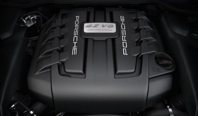 Die besten Bilder zu Porsche Cayenne S Diesel V8: Langschläfer (Foto)