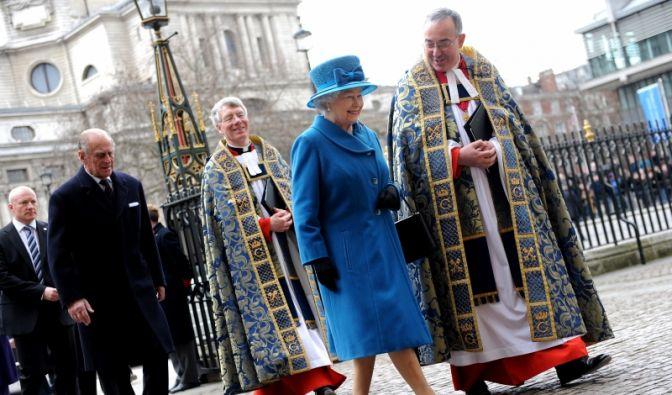 Die britische Königsfamilie (Foto)