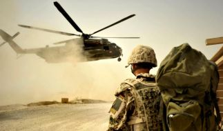 Die Bundeswehr kämpft in Afghanistan - und Ärzte schießen mit. (Foto)