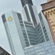 Die Commerzbank streicht 9.600 Vollzeitstellen. (Foto)
