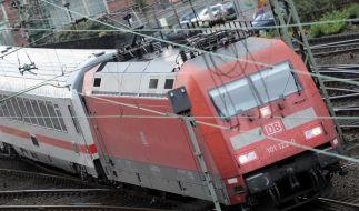 Die Deutsche Bahn soll zerschlagen werden. Das plant die EU-Kommision. (Foto)