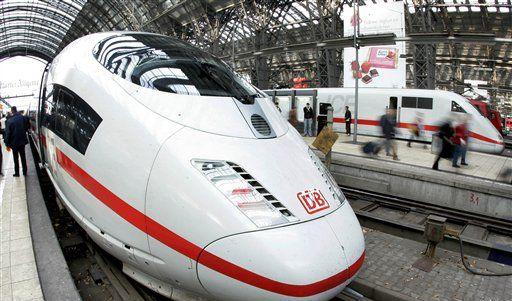 Die Deutsche Bahn soll mehr in Frankreich starten. (Foto)