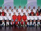 Die deutsche Fußball-Nationalmannschaft (Foto)