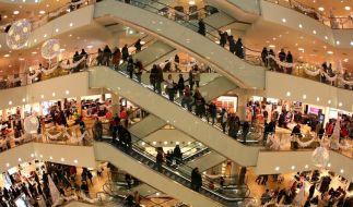 Die Deutschen haben den Konsum für sich entdeckt. (Foto)