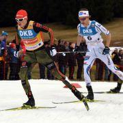Die Deutschen Meisterschaften in der Nordischen Kombination 2017 finden an diesem Wochenende in Klingenthal statt. (Foto)