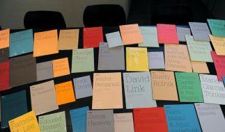 Die documenta seit 1955 (Foto)