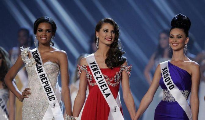 Die drei Finalistinnen (Foto)