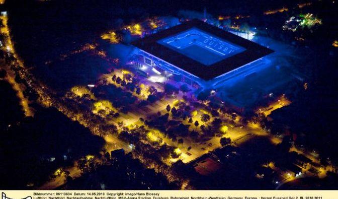 Die dümmsten Stadion-Namen (Foto)