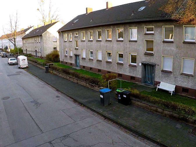 Duisburg Eisenbahnsiedlung