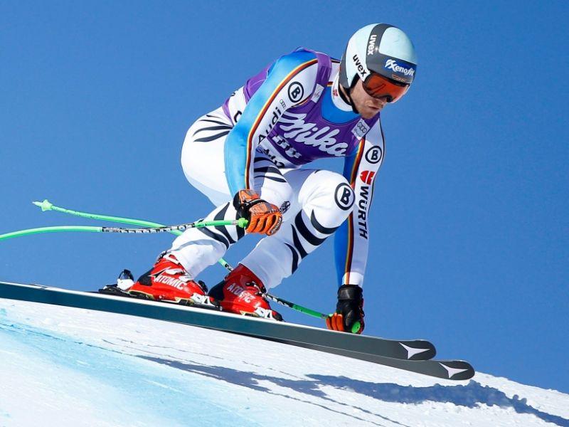ski alpin abfahrt damen live