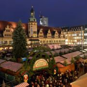 Die ersten Weihnachtsmärkte starten schon. (Foto)