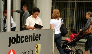 Die Eurokrise macht sich auch den Arbeitslosenzahlen bemerkbar. (Foto)