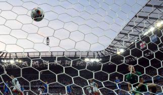 Die Europameisterschaft in Frankreich biegt auf die Zielgerade ein. Ab Donnerstag geht es mit den Viertelfinalpartien weiter. (Foto)