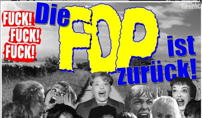 Die FDP ist zurück (Foto)