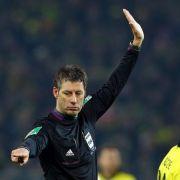 Die Fehlentscheidungen von Schiedsrichter Wolfgang Stark beeinflussten das Spiel maßgeblich.