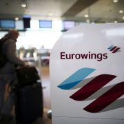 Die Flugbegleiter der Lufthansa-Tochter Eurowings sehen keine andere Möglichkeit als zu streiken. (Foto)