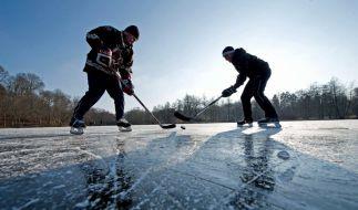 Die fröhliche Eiszeit ist noch nicht vorüber. (Foto)