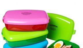 Die handliche Frozzypack Lunchbox gibt es in vielen bunten Farben und hält für jeden Geschmack etwas bereit. (Foto)