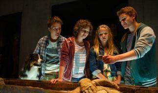 Die Fünf Freunde verschlägt es in ihrem neuen Abenteuer ins alte Ägypten. (Foto)