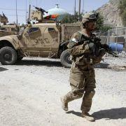 Die Gewalt in Afghanistan reißt nicht ab. Immer wieder kommt es zu Angriffen auf ausländische Soldaten.