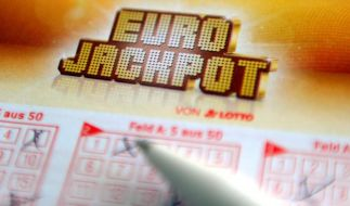 Die aktuellen Gewinnzahlen im Eurojackpot am 02.06.2017 lesen Sie hier. (Foto)