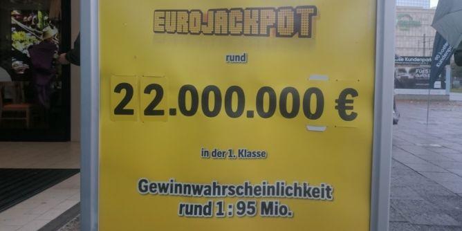 Eurolotto Zahlen Vom Freitag