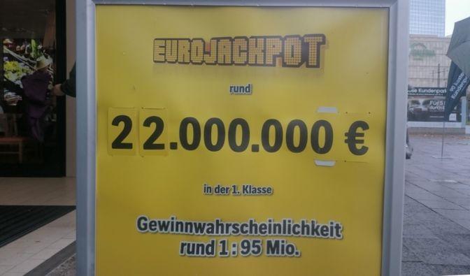 Die aktuellen Gewinnzahlen im Eurojackpot vom 06.10.2017 lesen Sie hier. (Foto)