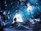 Die Gletscherfotos von  Skarpi Thrainsson  (Foto)