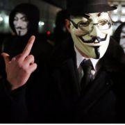 Die Hacker-Gruppe Anonymous hat dem IS im Netz den Kampf angesagt. (Foto)