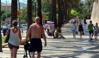Die Hitzewelle auf Mallorca fordert bereits zwei Menschenleben. (Foto)