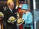 Die Hochzeit naht - was machen die Royals? (Foto)