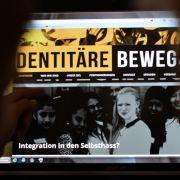 """Die """"Identitäre Bewegung"""" will vor allem junge Menschen mit Youtube-Videos und Bildmontagen ansprechen. (Foto)"""