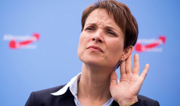 Die Immunität von Frauke Petry soll per Gericht aufgehoben werden. (Foto)