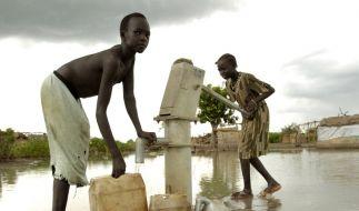 Die Industrieländer wollen die Entwicklungshilfe aufstocken. (Foto)