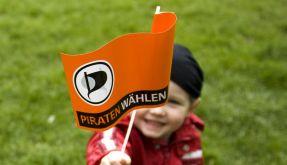 Die jüngsten Wähler hat laut Studie die Piratenpartei. (Foto)
