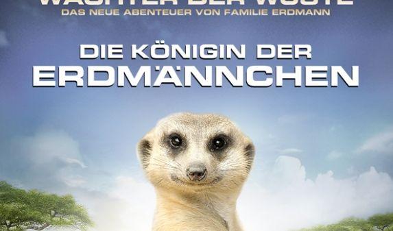 Die Königin der Erdmännchen - ab 05. Juli 2012 auf DVD un Bluray. (Foto)
