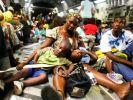 Die Lage auf Haiti ist weiter verzweifelt. (Foto)