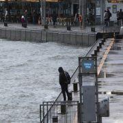 Spürhund schlägt an! Ist der HSV-Manager betrunken in die Elbe gestürzt? (Foto)