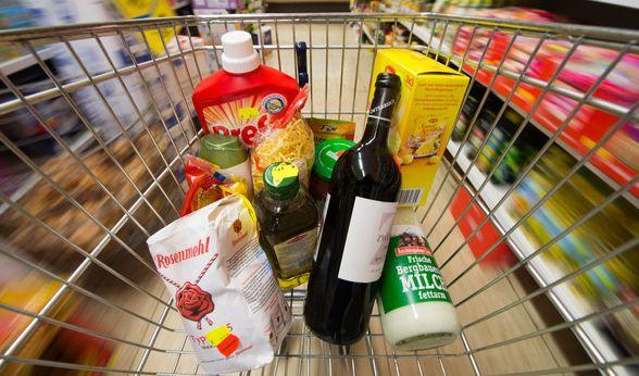 Die Lebensmittelpreise sind in Deutschland erheblich gestiegen. (Foto)