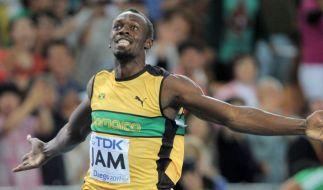 «Die Leistung von Usain Bolt heute wirkt wie aus einer anderen Welt, unwirklich», sagt Dopingjäger Fritz Sörgel. (Foto)