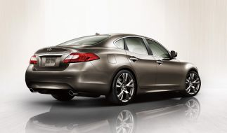 Die neuen M-Modelle von Nissans Luxusmarke Infiniti wurden jüngst in den USA erstmals gezeigt. (Foto)