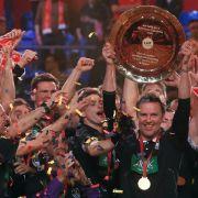 Freudentaumel deluxe! So feiert Deutschland mit seinen Handballern (Foto)